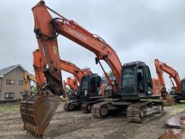 HITACHI Excavators ZX225USRK-3 2011