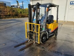 TCM Forklifts FD15T13 2008