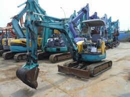 KUBOTA Mini excavators U-30-3                                                                         2002