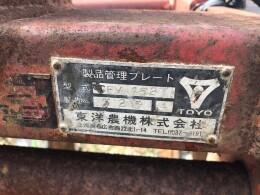 その他メーカー アタッチメント(農業機械) TEV162 2連プラウ                                                                         年