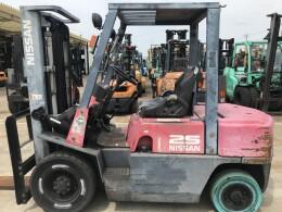 NISSAN Forklifts NJ02M25