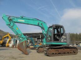 KOBELCO Excavators SK125SR PAD・共用配管・クレーン・マルチ                                                                         2013