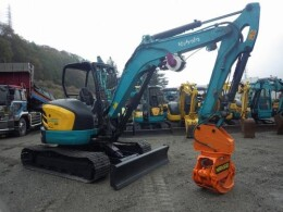 KUBOTA Mini excavators U55-6                                                                         2011
