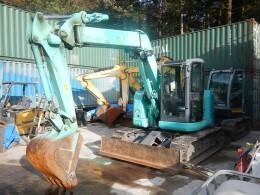 KOBELCO Excavators SK80UR-6 2013