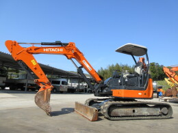 HITACHI Mini excavators ZX40U-3 MLクレーン マルチ                                                                         2011