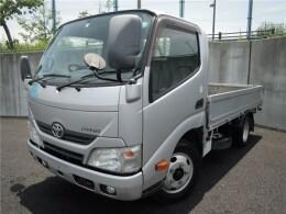 トヨタ 平ボディ TKG-XZC605                                                                                                                     2012年7月