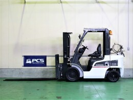 NISSAN Forklifts EBT-P1F2 2013