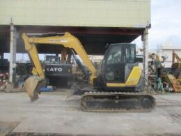 YANMAR Excavators SV100 (SV100-2A) キャビン仕様 標準                                                                         2014