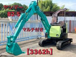 YANMAR Mini excavators B2-5