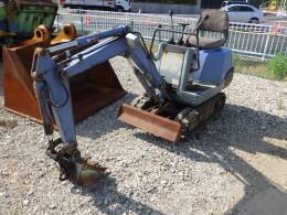 KOMATSU Mini excavators PC02-1A                                                                         1990