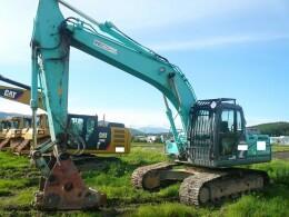 KOBELCO Excavators SK200-8 2011