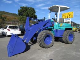 KOMATSU Wheel loaders WA40-3 1992