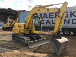 KOMATSU Mini excavators PC60-7C