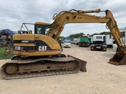 CATERPILLER Mini excavators 313BCR                                                                         2002