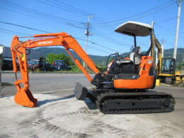 HITACHI Mini excavators ZX30U