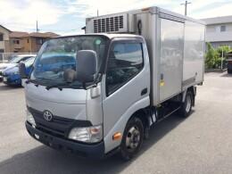 トヨタ 冷凍車/保冷車 TKG-XZC600 2014年4月