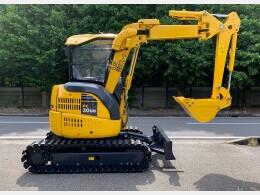 KOMATSU Mini excavators PC30UU-5 AC                                                                         2010