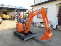 AIRMAN Mini excavators AX15u