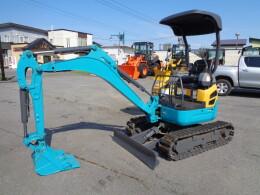 KUBOTA Mini excavators U-17 2013