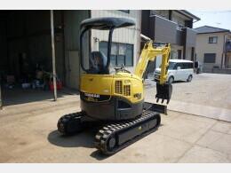YANMAR Mini excavators ViO20-3 2014
