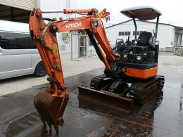 HITACHI Mini excavators ZX27U-2                                                                         2006