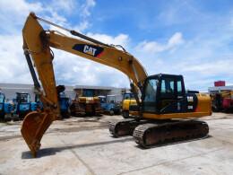 CATERPILLAR Excavators 320D-E 2013