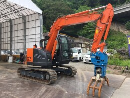 HITACHI Excavators ZX75US-5B                                                                         2017
