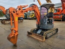 HITACHI Mini excavators ZX20UR 2012