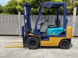 KOMATSU Forklifts FG15LC-16 1999