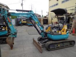 KUBOTA Mini excavators U-30-5 スライドアーム・配管                                                                         2011