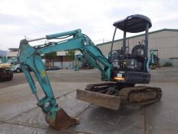 KOBELCO Mini excavators SK27SR-5 2012