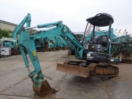 KOBELCO Mini excavators SK27SR-5 2014