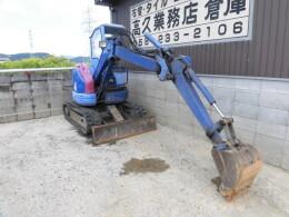 KOMATSU Mini excavators PC12UU-2E                                                                         1997