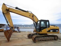 CATERPILLAR Excavators 320D-E 2011