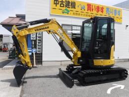 YANMAR Mini excavators ViO30 (ViO30-6) キャビン仕様 標準 2016