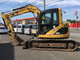 CATERPILLER Excavators 308C CR                                                                         2007