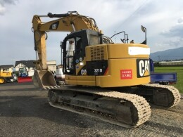CATERPILLER Excavators 321D                                                                         2008