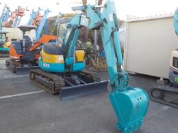 KUBOTA Mini excavators RX-403 2007