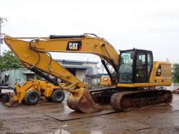 CATERPILLAR Excavators 323 2018