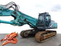 KOBELCO Excavators SK350DLC-8                                                                         2008