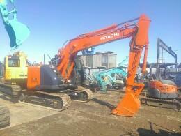HITACHI Excavators ZX135US-5B 2014