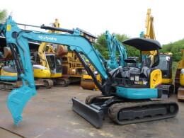 KUBOTA Mini excavators U-40-6 2012