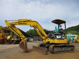 KOMATSU Mini excavators PC40MR-3 2014