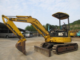 KOMATSU Mini excavators PC30MR-2                                                                         2006