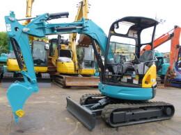 KUBOTA Mini excavators RX-306 2012