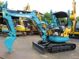 KUBOTA Mini excavators U-30-5 2012