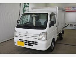 SUZUKI Freezer/Refrigerated trucks EBD-DA16T 2014/6