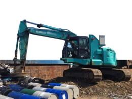 KOBELCO Excavators SK235SRDLC-3                                                                         2015