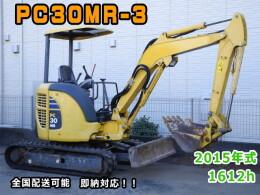 KOMATSU PC30MR-3 2015