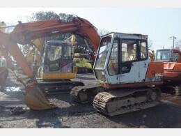 HITACHI Excavators EX60-1                                                                         1987